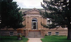 Finch Memorial Library