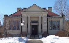 James E. Nichols Memorial Library
