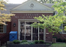 Roselle Park Veteran's Memorial Library