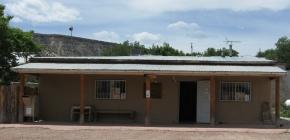 Pueblo de Abiquiu Library and Cultural Center
