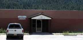 Mescalero Community Library