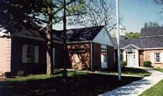 Newman Riga Library