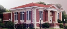 Perry Carnegie Library