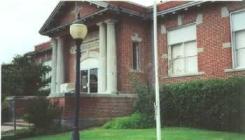 Wagoner Carnegie Library