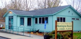Huntington Branch Library