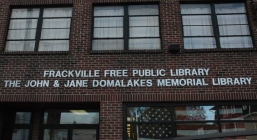 John and Jane Domalakes Memorial Library