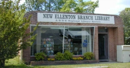 New Ellenton Library