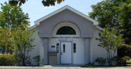 Nancy Bonnette Library