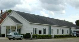 Jackson Branch Library