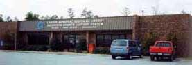 Lander Memorial Regional Library