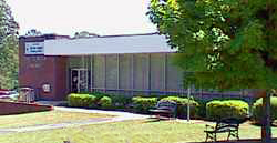 Seneca Branch Library