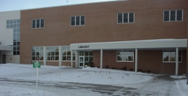 L'Anse Area School / Public Library