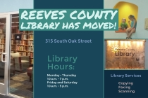 Reeves County Library