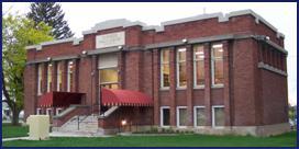 Smithfield Library