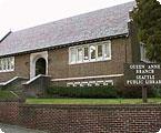 Queen Anne Branch Library