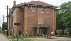 Stone-Robinson Library