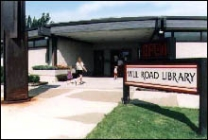 Mill Road Branch Library