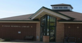 Hauge Memorial Library