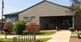 Shell Lake Public Library