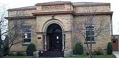 D.R. Moon Memorial Library