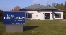 Lester Public Library of Rome