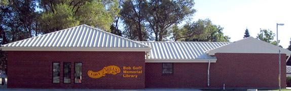 Bob Goff Memorial Library