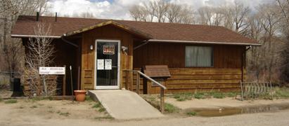 Elk Mountain Branch Library