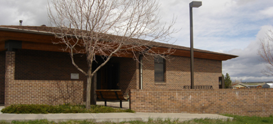 Encampment Branch Library