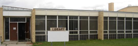 Medicine Bow Branch Library