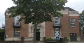 East Finchley Library