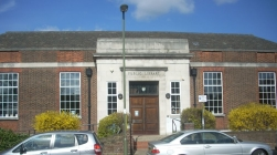 Mill Hill Library