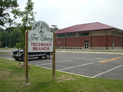 Tilghman Island Branch Library