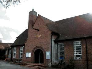 Kingsbury Library