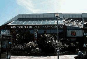 Willesden Green Library
