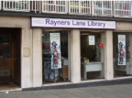 Rayners Lane Library