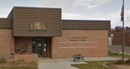 Bloomer G. E. Bleskacek Family Memorial Library