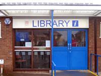 Castle Bromwich Library
