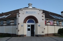 Gainsborough Library Ipswich