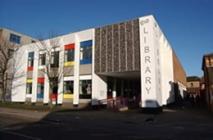 Lowestoft Library