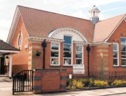South Wigston Library