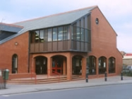 Burnham-on-Sea Library