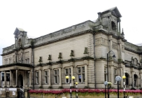 Bury Central Library