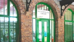 Much Wenlock Library
