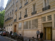 American Library in Paris