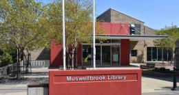 Muswellbrook Branch Library