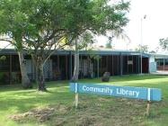 Nhulunbuy Community Library