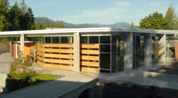 Peninsula College Library/Media Center