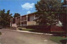 Edward Clark Crossett Library