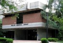 Phillips Memorial Library