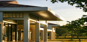 University of Guam Robert F. Kennedy Memorial Library